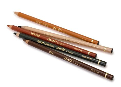 Conté Crayons   MAU ART & DESIGN GLOSSARY?Musashino Art
