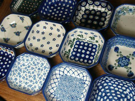 bunzlauer geschirr polen bunzlauer keramik 12 x schale 12 5 x 12 5 x 5 cm trad 1
