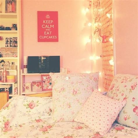 Bedroom Goals Girly The Pillow Girly And Keep Calm On