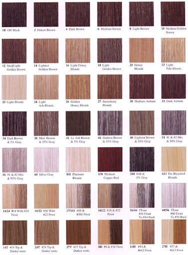 loreal hair color chart ginger best 25 loreal hair color chart ideas on pinterest