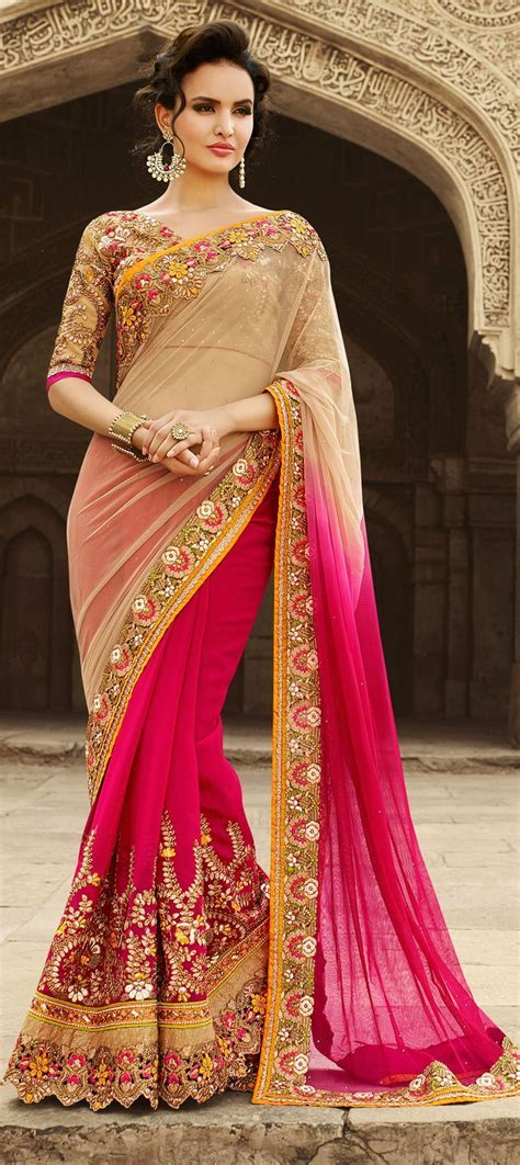 25  best ideas about Wedding sarees on Pinterest   Indian