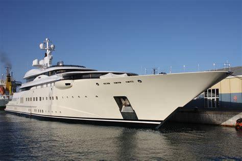 Pelorus Interior by Pin Pelorus Is A 115m Lurssen Yacht On