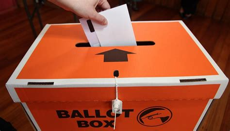 election justice minister proposes   ballot