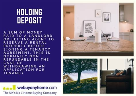 holding deposit when buying a house 28 images real