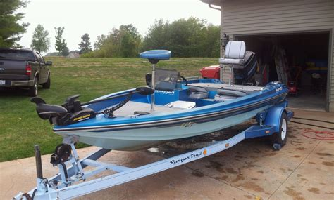 used skeeter bass boats for sale in illinois ranger 330v bass boat in petersburg illinois