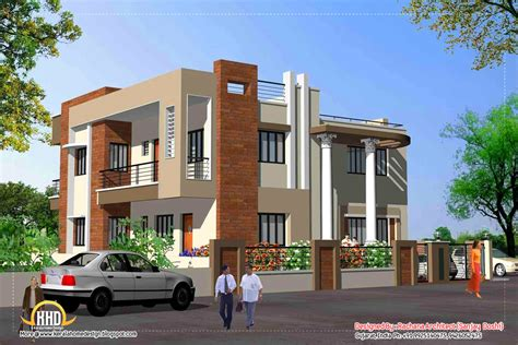 house plans for view house front elevation view home elevation design india 2