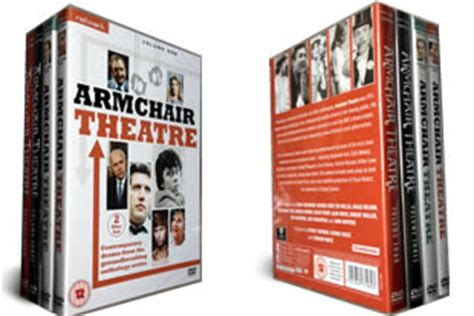 Armchair Theatre by Armchair Theatre Dvd Set 163 48 49 Classic On Dvd