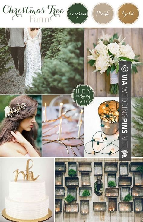 wedding colour schemes 2017 love and green