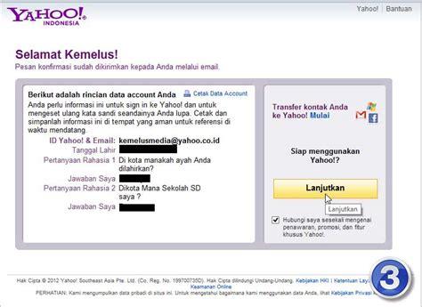 cara membuat email yahoo twitter cara membuat email noorwinda
