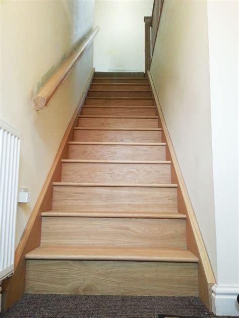 Oak Staircase Solid Oak Staircase 171 Broadoak Joinery