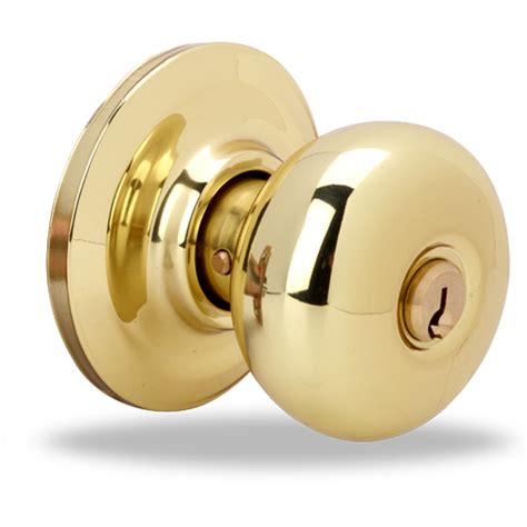 shop yale security yh cambridge polished brass keyed