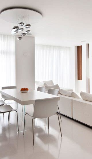 modern white apartment interior by alexandra fedorova amazing tanager way mansion overlooks downtown los angeles