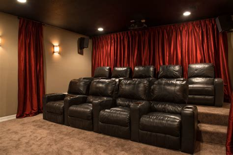 design  basement theater brothers