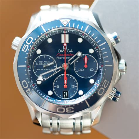 Omega Seamaster Chronoraph Premium 5 omega seamaster 300m co axial chronograph 41 5mm review page 2 of 3 ablogtowatch
