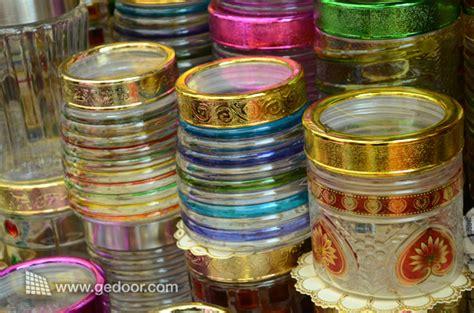 Wadah Kaca Cantik cantik dari pasar meester gedoor