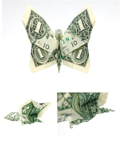 Dollar Origami By Won Park - dollar origami yatzer