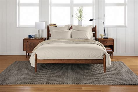 room and board parsons bed room and board parsons bed room board mondo queen low