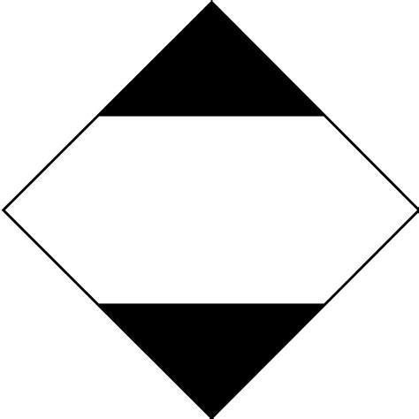 printable limited quantity label one hazardous class label lb19151