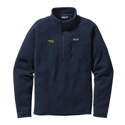 hinckley yachts tour hinckley yachts ms patagonia better sweater 1 4 zip team