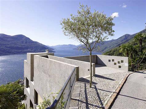 Mountain Home Interiors House In Brissago Switzerland By Wespi De Meuron Romeo