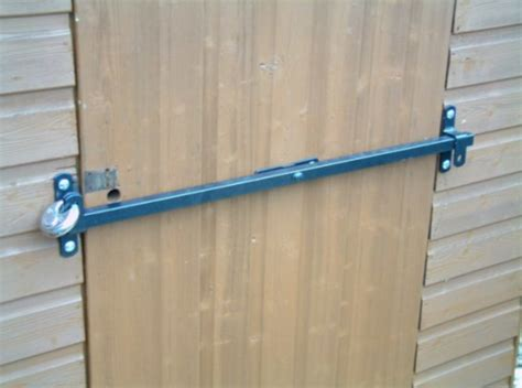 bar locks for sheds security guards companies