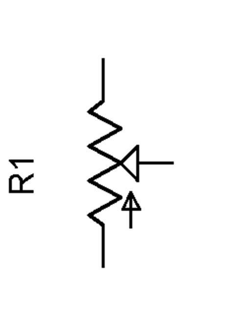 simbol resistor potensiometer potentiometer archives makermastery
