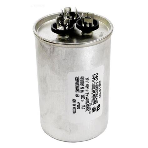 whisperflo capacitor capacitor for pool motor 28 images pool tub motor run capacitor 15uf 370v 1 3 4 quot x2 7 8