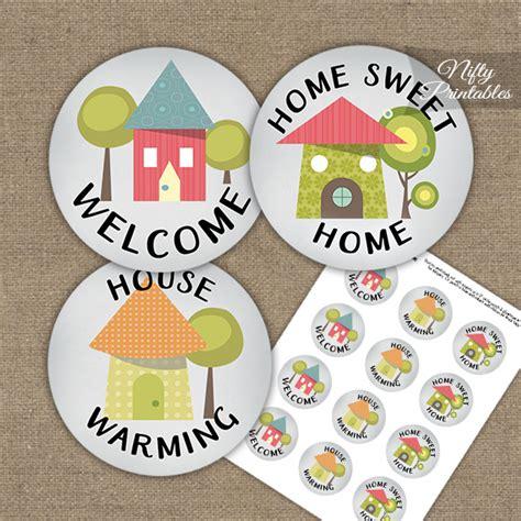 printable housewarming cupcake toppers housewarming whimsical cupcake toppers nifty printables