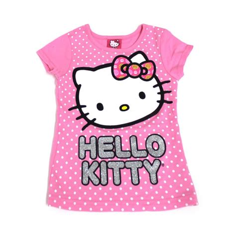 imagenes kitty rosa camiseta en rosa hello kitty 4 a 241 os tecateca