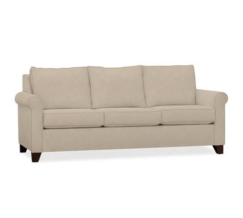 pottery barn sofa replacement cushions cameron upholstered sofa pottery barn 88 quot everyday