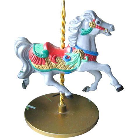 carousel ornament carousel hallmark keepsake ornament