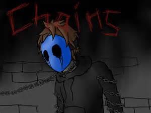Eyeless jack x reader chains part 39 eyeless jack eyeless jack