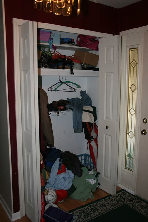 jens journey entryway closet mini makeover
