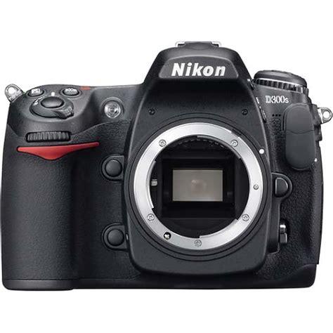 used nikon d300s dslr only 25464b b h photo