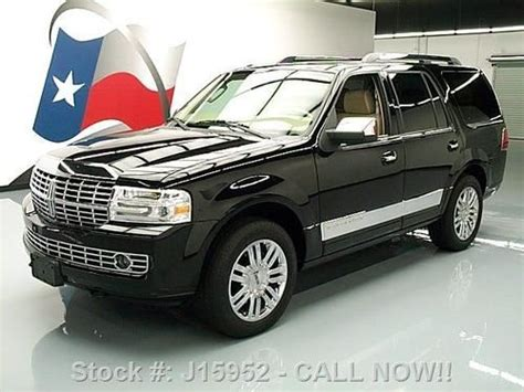 service manual how cars run 2008 lincoln navigator l navigation system find used 2008