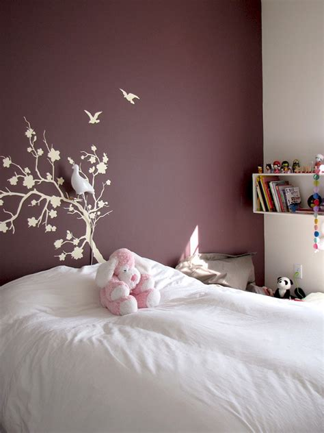 plum colors for bedroom walls our favorite purple interiors design sponge