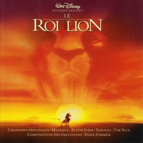 film le roi lion en streaming roi lion the lion king soundtrack walmart canada