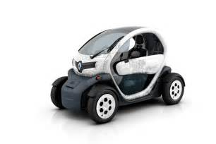 Renault Autos Show Renault Debuts Production Twizy The Electric