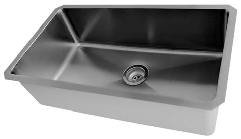stainless steel kitchen sinks cheap stainless steel undermount kitchen sink with small radius