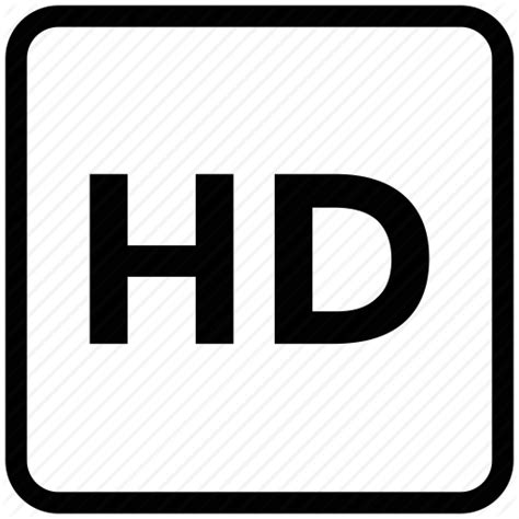 graphic design icon definition entertainment hd hd sign hd video high high