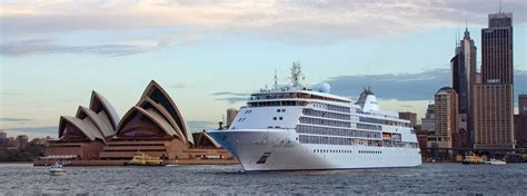 silversea cruises baltic silversea australia and silversea new zealand cruises
