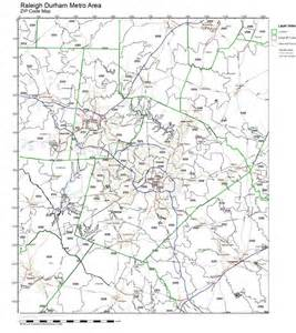 Durham Nc Zip Code Map by Map Of Raleigh Suburbs Durham Cary Chapel