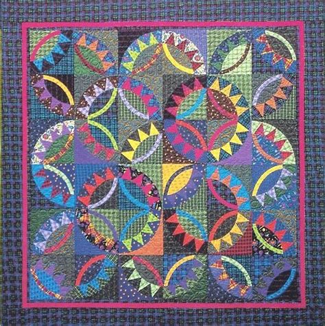 Bee Creative Quilt Patterns by 17 Best Images About Clamshell Hexie Pickle Dish Quilts