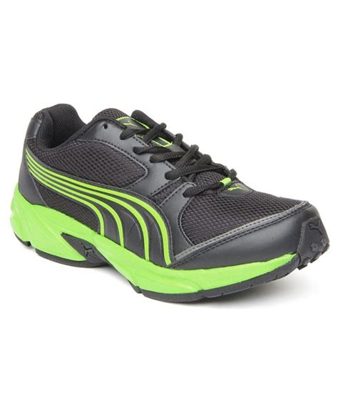 durable black sport shoes price in india buy