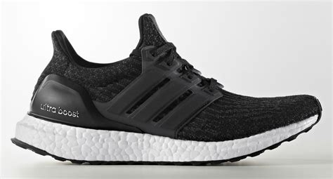 Sepatu Adidas Adidas Ultra Boost 3 0 All Black Premium Original adidas ultra boost 2017 colorways sole collector