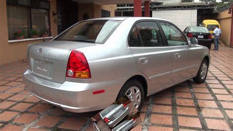 Hd Hyundai Accent 2003 Manual 5 Velocidades 4 Pts