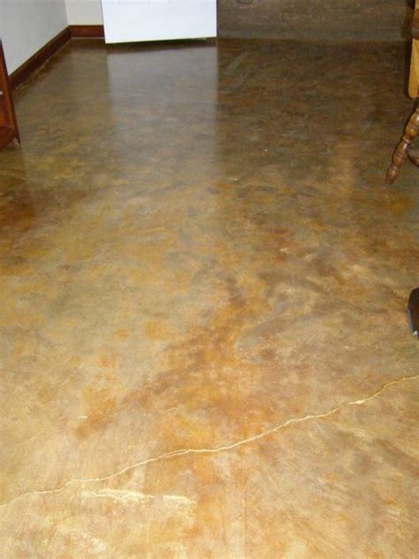 basement concrete sealer i stained our basement floor using a plant mineral called copperas mopped on about 8 coats and