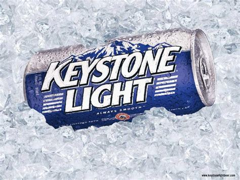 Keystone Light by Cheap Keystone