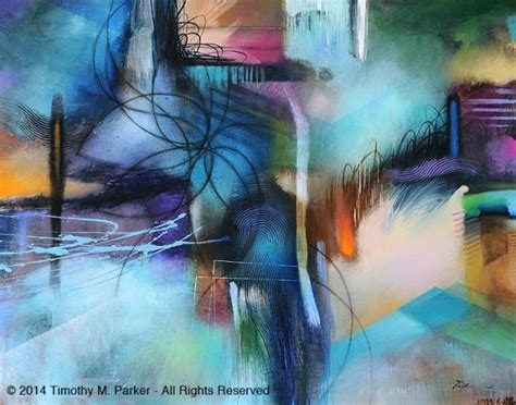 Good Leoma Lovegrove #6: Abstract-paintings-by-Timothy-M.-Parker2-600x471.jpg