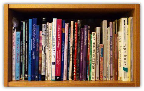 books shelf the demise of calligraphy according to one edinburgh